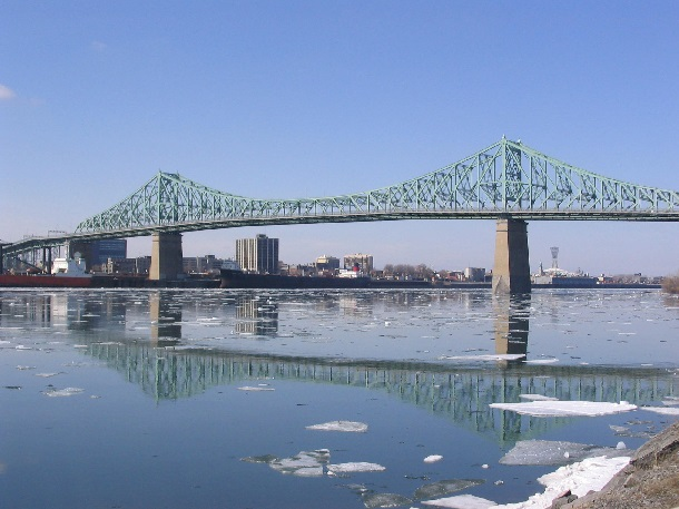 Pont Jacques-Cartier, Montréal, QC