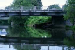 Parfaite harmonie en bleu et vert, une des plus difficile à réussir,  pour cette photo signée Patrick Packwood, Québec